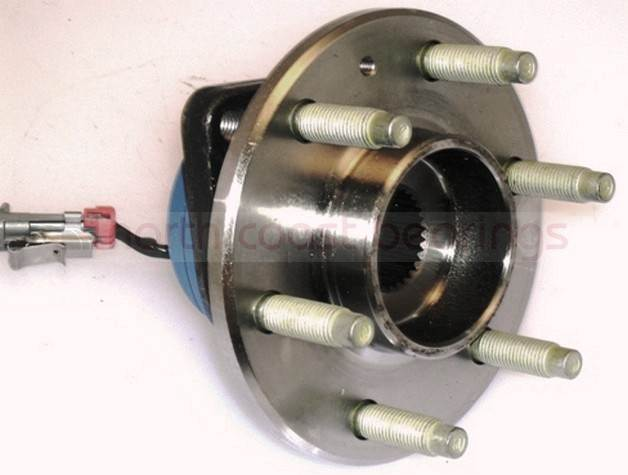 Wheel Hub Bearing Assembly 512249, BR930368, HA590082, 89047669,