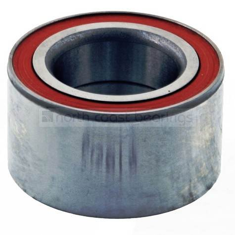 Front Wheel Bearing 1983-1983 MERCURY LN7 FWD FROM 020183