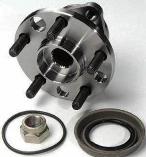 Front Bearing 1993 PONTIAC GRAND AM